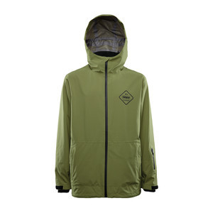 ThirtyTwo Kumo Men's Snowboard Jacket 2017 - Olive