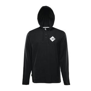 ThirtyTwo Numero LS Hooded T-Shirt - Black
