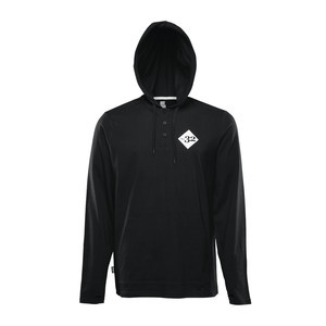 ThirtyTwo Numero LS Hooded T-Shirt - Black