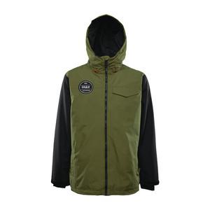 ThirtyTwo Sesh Men's Snowboard Jacket 2017 - Olive