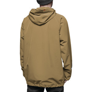 ThirtyTwo 4TS Comrade Coaches Jacket - Tobacco