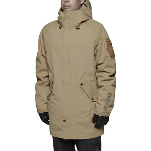 ThirtyTwo Deep Creek Parka Snowboard Jacket 2018 - Sand