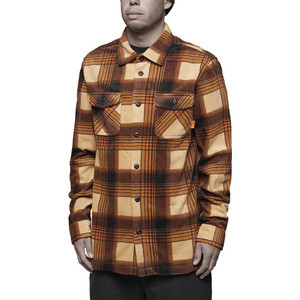 ThirtyTwo Rest Stop Polar Fleece Shirt - Tan