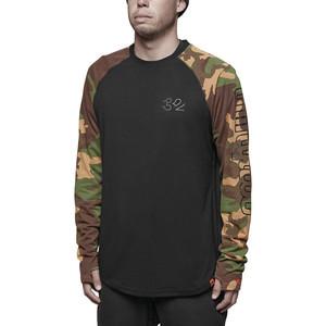 ThirtyTwo Ridelite Base Layer Shirt - Camo