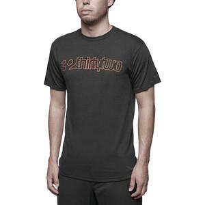 ThirtyTwo Ridelite Corp Base Layer T-Shirt - Black/Orange