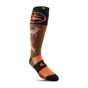ThirtyTwo Stag Snowboard Sock - Copper