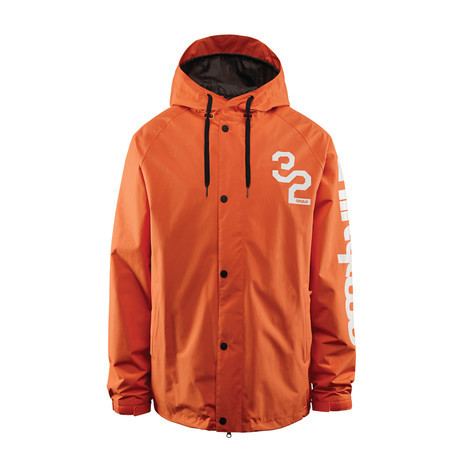 ThirtyTwo Grasser Snowboard Jacket 2019 - Orange
