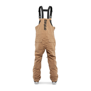 ThirtyTwo Basement Snowboard Bib 2019 - Brown