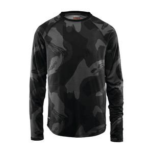 ThirtyTwo Ridelite Base Layer Shirt 2019 - Black Camo