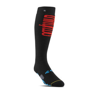 ThirtyTwo x Santa Cruz Screaming Hand Snowboard Sock - Black