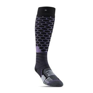 ThirtyTwo Elite ASI Women's Snowboard Sock - Purple