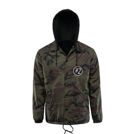 ThirtyTwo Rat Coaches Jacket - Camo