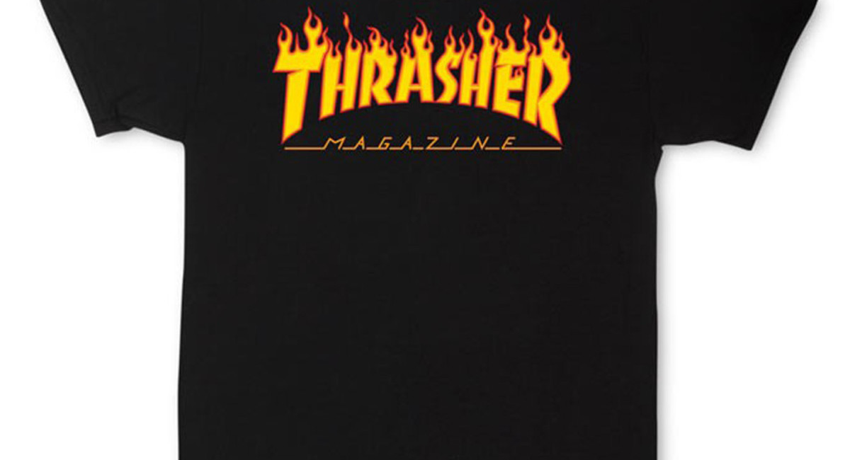 Thrasher Shirt Our T Shirt