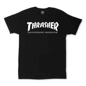 Thrasher Skate Mag T-Shirt — Black