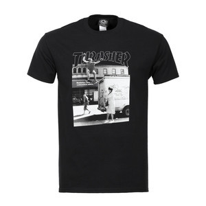 Thrasher Hackett T-Shirt - Black