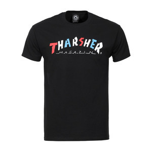 Thrasher Knockoff T-Shirt - Black