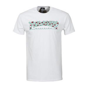Thrasher Roses T-Shirt - White