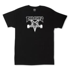 Thrasher Skategoat T-Shirt — Black