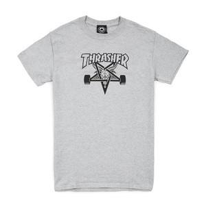 Thrasher Skategoat T-Shirt — Grey