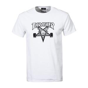 Thrasher Skategoat T-Shirt — White