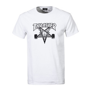 Thrasher Skategoat T-Shirt — White