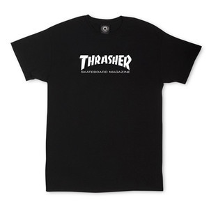 Thrasher Skate Mag Youth T-Shirt – Black