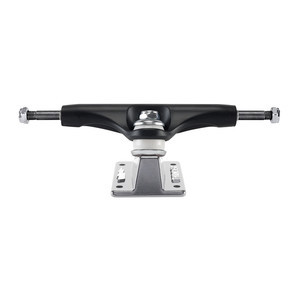 Thunder Hollow Light Hi 149 Skateboard Trucks - Chroma Black