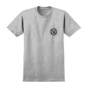 Thunder Mainline Pocket T-Shirt — Heather/Black