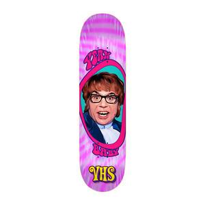 "VHS Nostalgic Austin Powers 8.5"" Skateboard Deck"