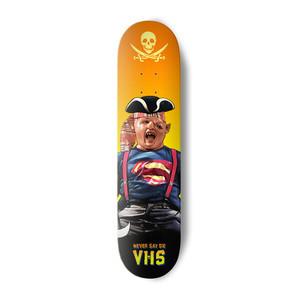 "VHS Nostalgic Goonies 8.25"" Skateboard Deck"