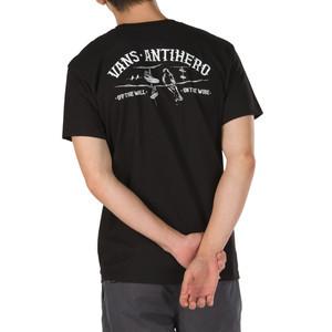 e7d79d40a3 Vans x Antihero On the Wire T-Shirt - Black
