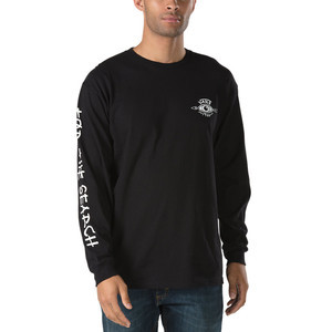 Vans Dakota Long Sleeve T-Shirt - Black