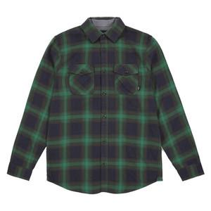 Vans Monterey Flannel Shirt - Dress Blues/Quetzal