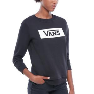 Vans Women's Open Road Crewneck - Black
