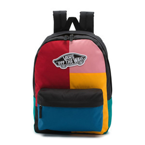 Vans Realm Backpack - Patchwork