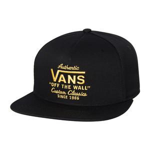 42cf5c18ffb Vans Wabash Snapback Hat - Black Zinnia