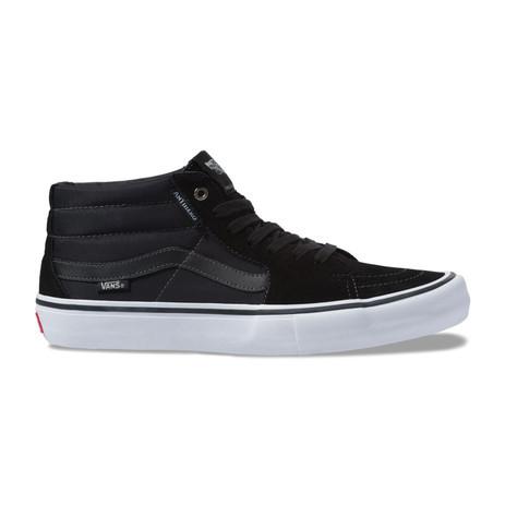 Vans x Antihero Sk8 Mid Pro Skate Shoe - Grosso/Black