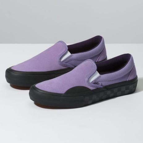 Vans Slip On Pro Women's Skate Shoe - Lizzie Armanto