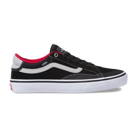 Vans TNT Advanced Prototype Skate Shoe - Black/White