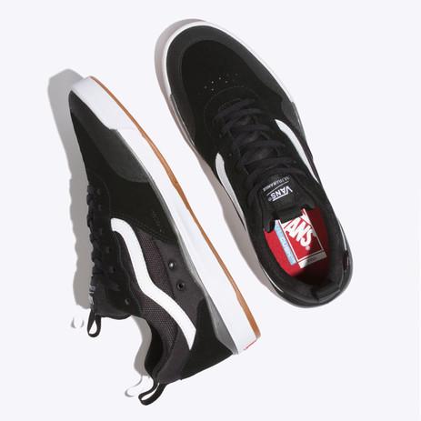 Vans Ultrarange Pro 2 Skate Shoe - Black/White