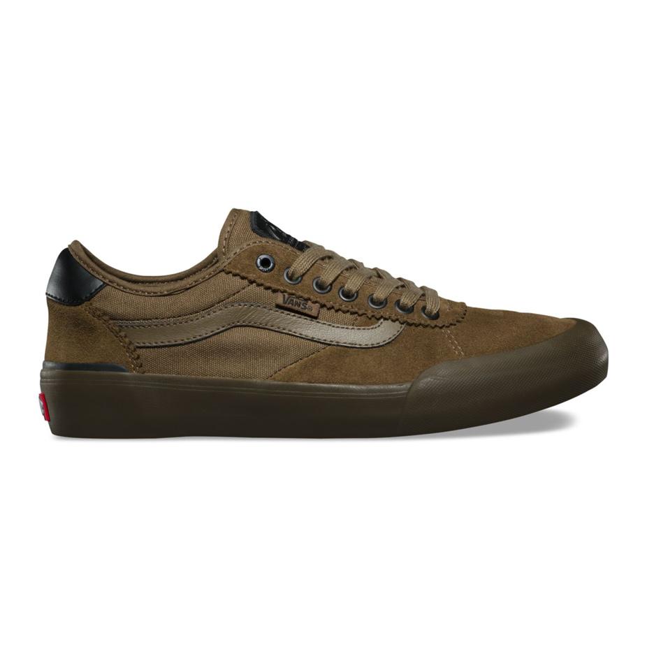 434e355290 Vans Chima Ferguson Pro 2 Skate Shoe - Cub   Dark Gum