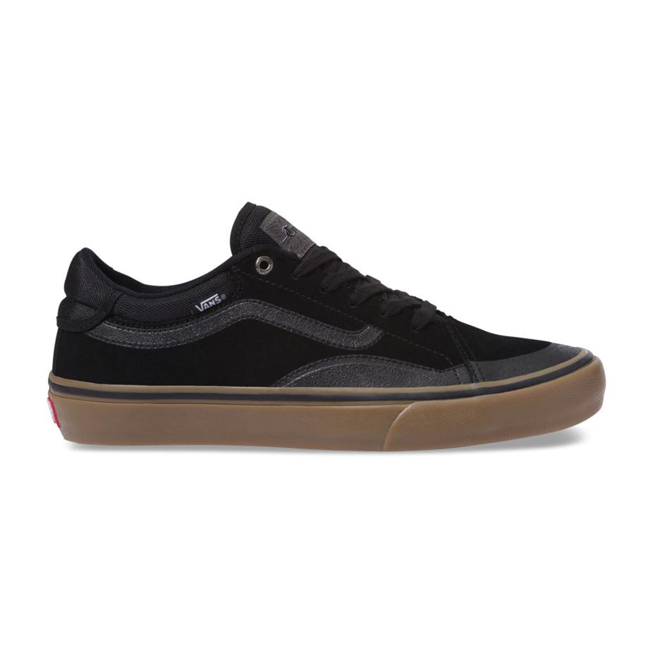 a4246ebae4 Vans TNT Advanced Prototype Skate Shoe - Black Gum