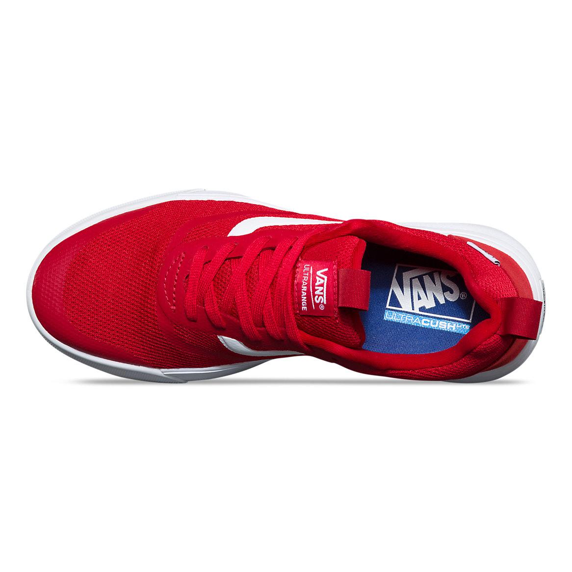 607ceb6386 Vans Ultrarange Rapidweld Women s Shoe - Chilli Pepper Red ...