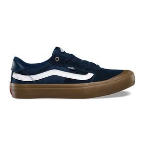 Vans Style 112 Pro Skate Shoe - Navy/Gum/White