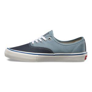 Vans Authentic Pro Skate Shoe - Elijah Berle Navy