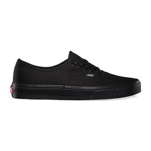 Vans Authentic Skate Shoe - Black/Black