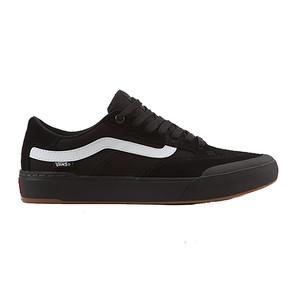 Vans Berle Pro Skate Shoe - Black/Black/White