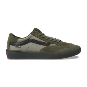 Vans Berle Pro Skate Shoe - Grape Leaf