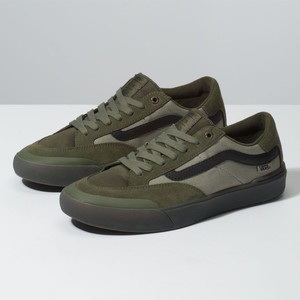 Vans Berle Pro Skate Shoe - Grape Leaf