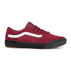 Vans Berle Pro Skate Shoe - Rumba Red